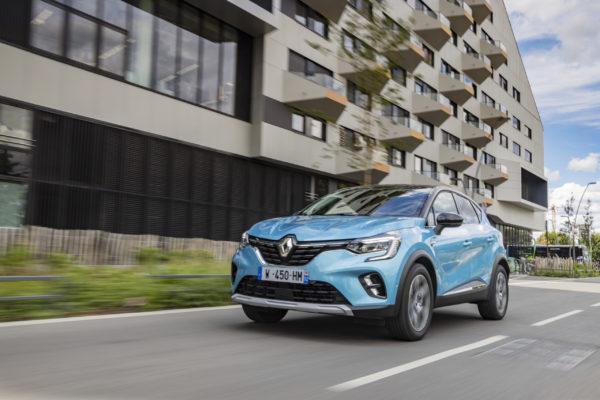 Renault Captur _ image Renault