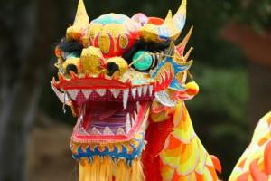 дракон китайски