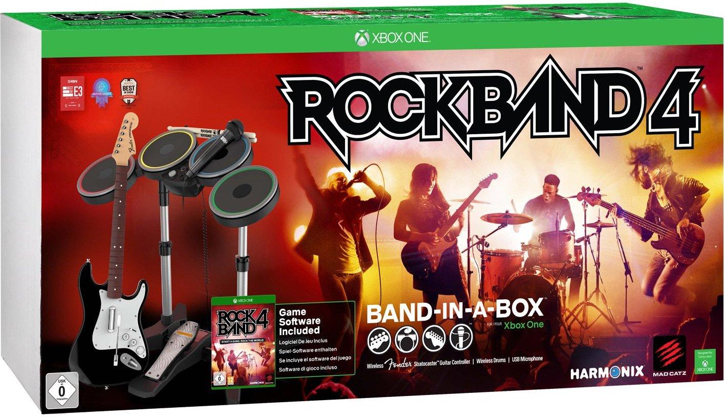 Rockband 4 For Xbox One PS4 Half Price On Amazon Today