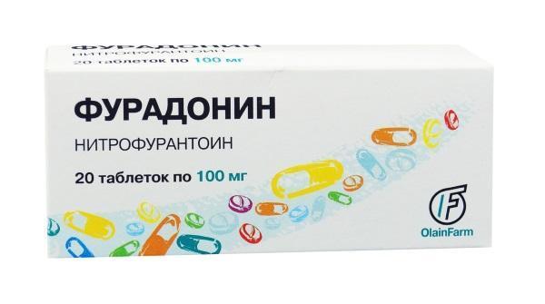 Что лучше при цистите Фурадонин или Фуразолидон