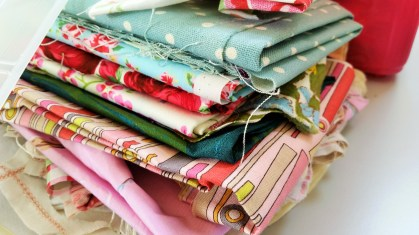 Lots of Lovey Fabrics