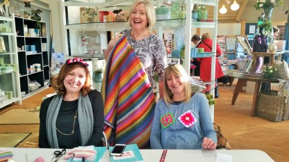 Crochet at Lapstone