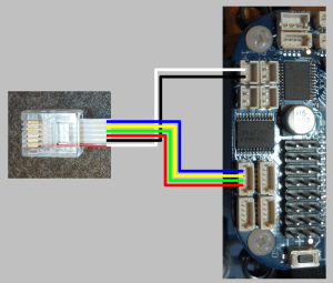 Using LEGO MINDSTORMS Motors with BeagleBone Blue – lechnology