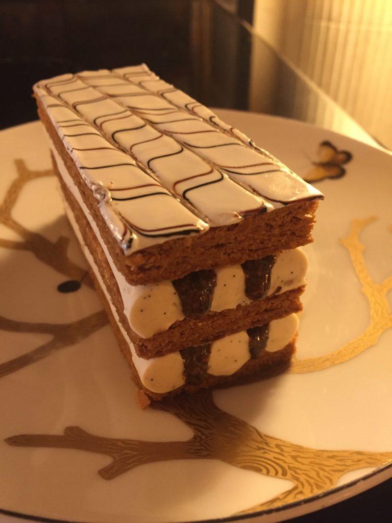 Goûter. Cédric GROLET. LE MEURICE. Paris – Le Chocolat dans tous nos états
