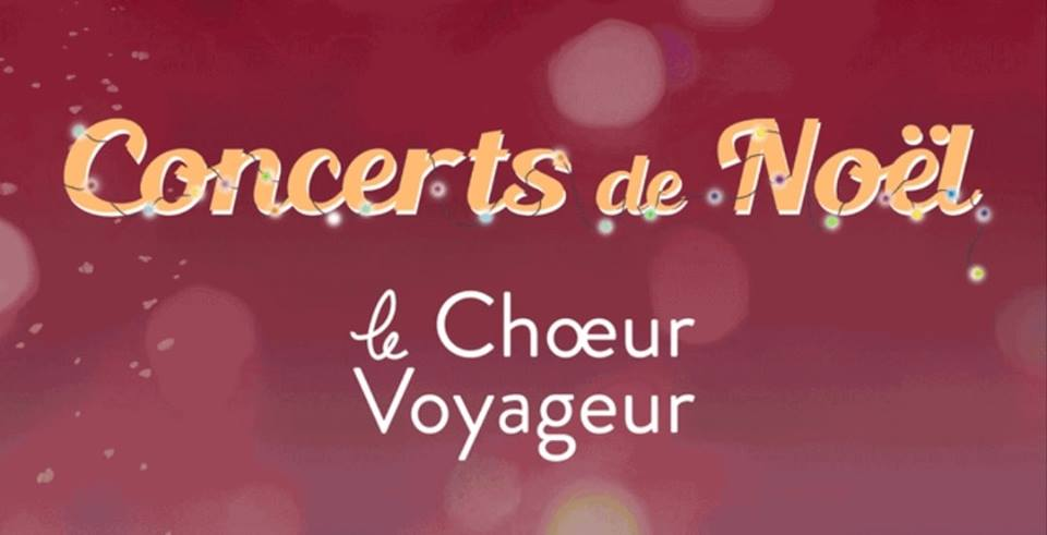Concerts de Noël 🎄 Modifications