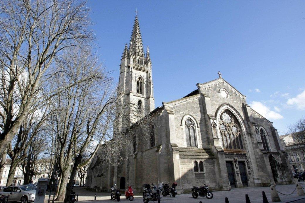 Eglise Ste Eulalie de Bordeaux
