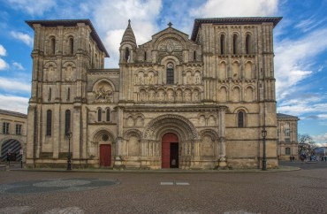 Église Abbatiale Sainte-Croix de Bordeaux