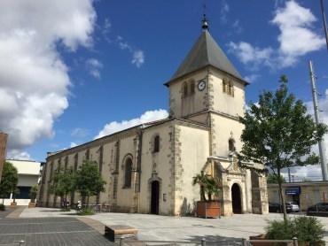Église Saint-Martin, Pessac