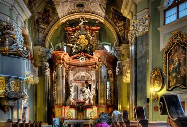 Ste Anne de Felsővíziváros – Budapest – Dimanche 23 février – 19h – Entrée libre