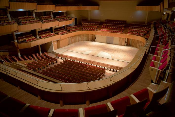 auditorium de Bordeaux