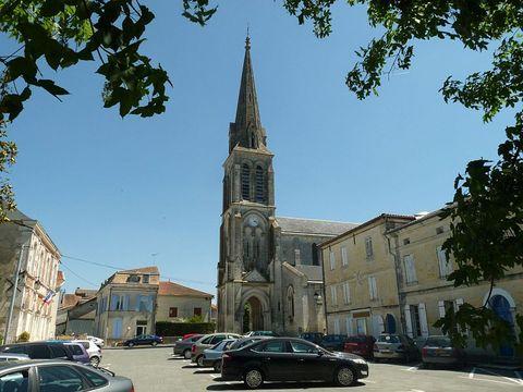 Église de La Roche-Chalais