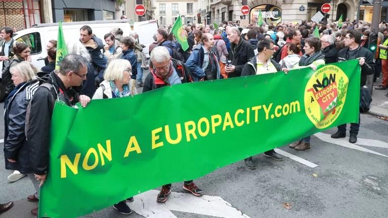 8) EuropaCity définitivement abandonné