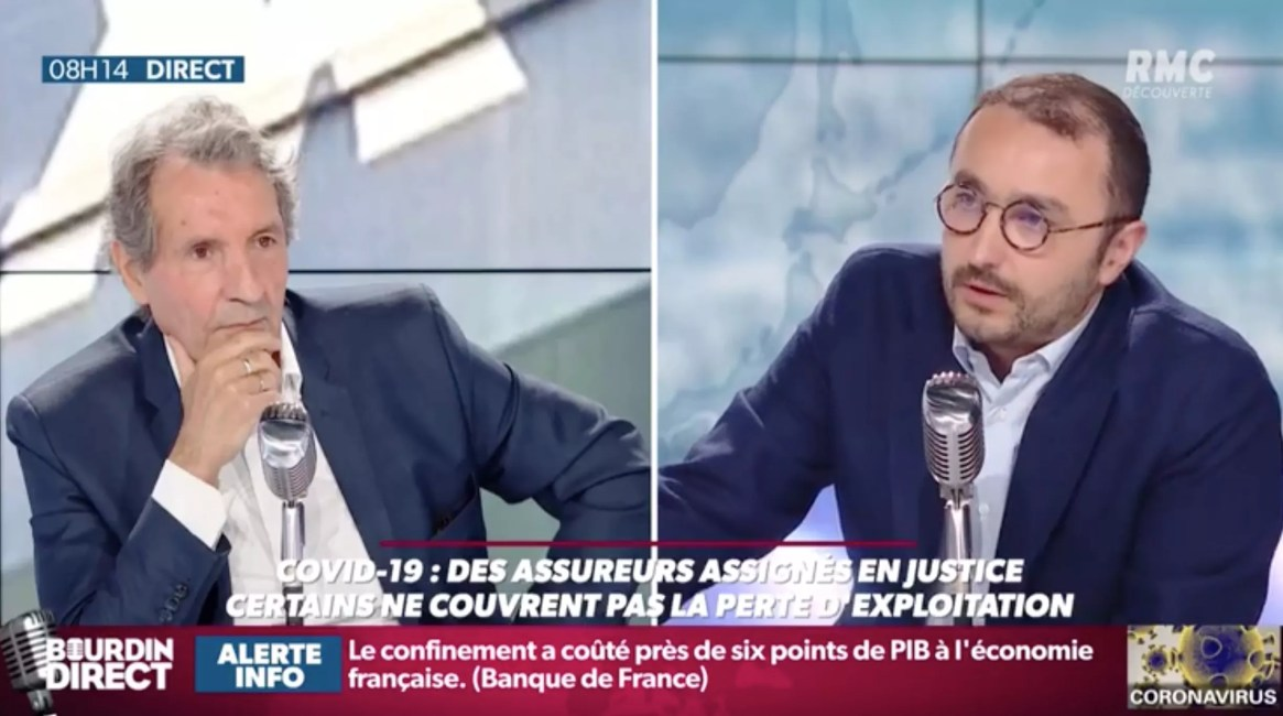 Stéphane Manigold a assigné en référé son assureur AXA