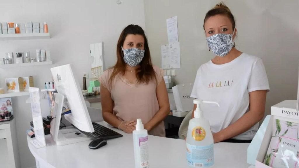 guide sanitaire réouverture commerce
