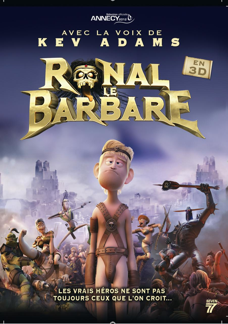Ronal Le Barbare Streaming : ronal, barbare, streaming, Céline, Peret