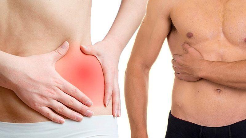 Простатит и боли в левом боку простатиты у мужчин признаки симптомы
