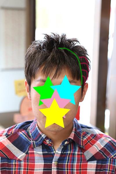サイドコテパーマ(After)