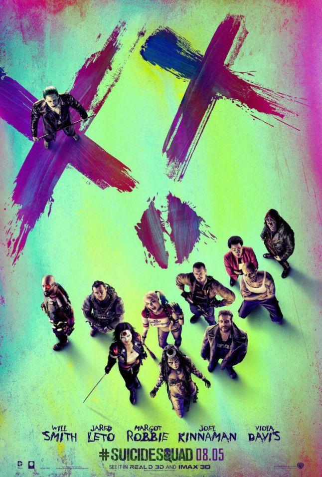 Suicide Squad Aff