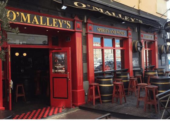 pub o'malley