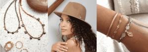Boutique de bijoux, chapeaux