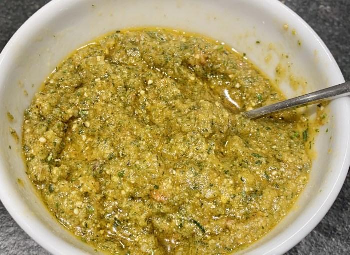 Mediterranes Kräuter Pesto