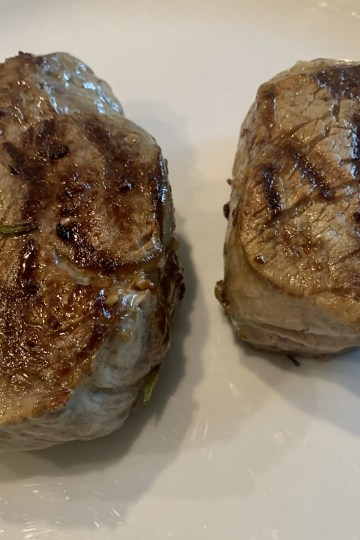 Filetsteak vom Kalb
