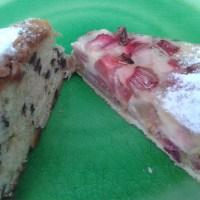 Spanish vanilla - German style (German cakes)