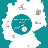 Blogtour Deutschlandreise