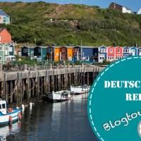 Helgoland: Station unserer Blogtour Deutschlandreise