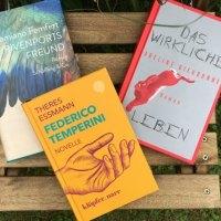 Rezension: Drei Debütromane