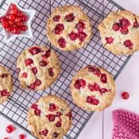 Johannisbeer-Cookies