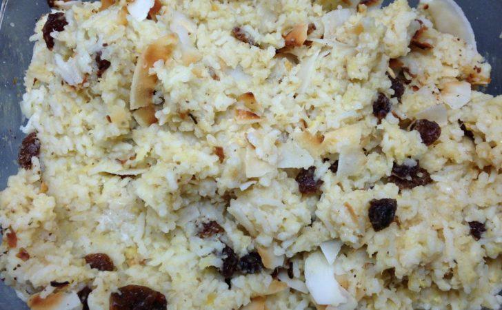 Kokos-Linsen-Reis