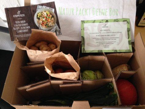 #Gemüseretter Box