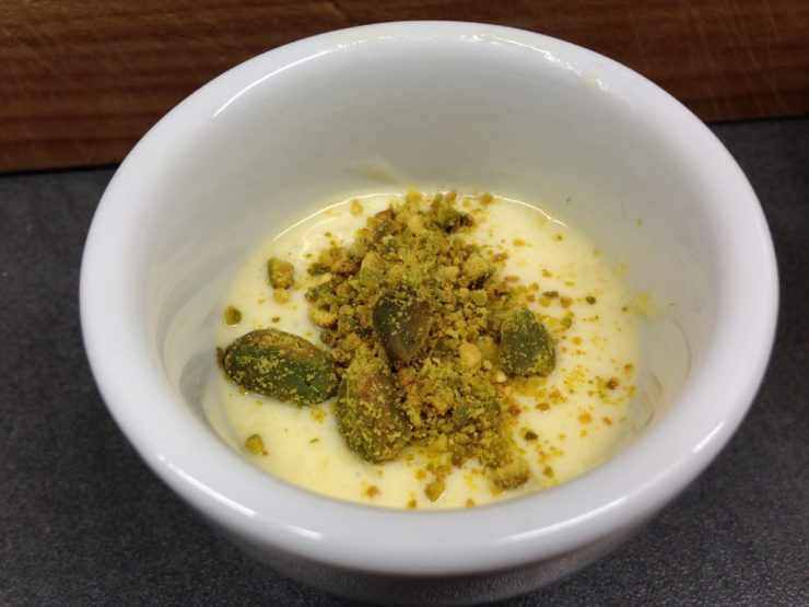 Mango Joghurt Dessert