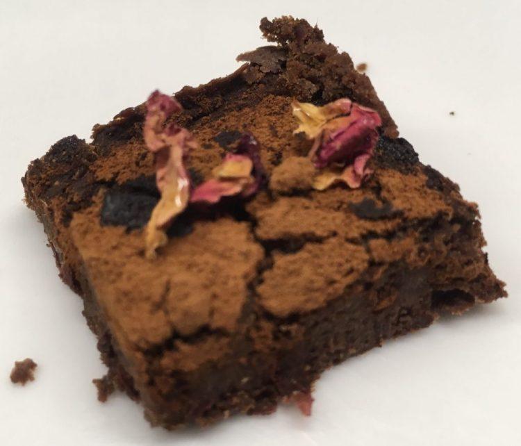 Carob Kidneybohnen Brownies
