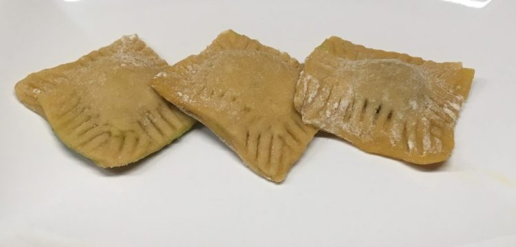 Frische Ravioli selbst gemacht - Grundrezept