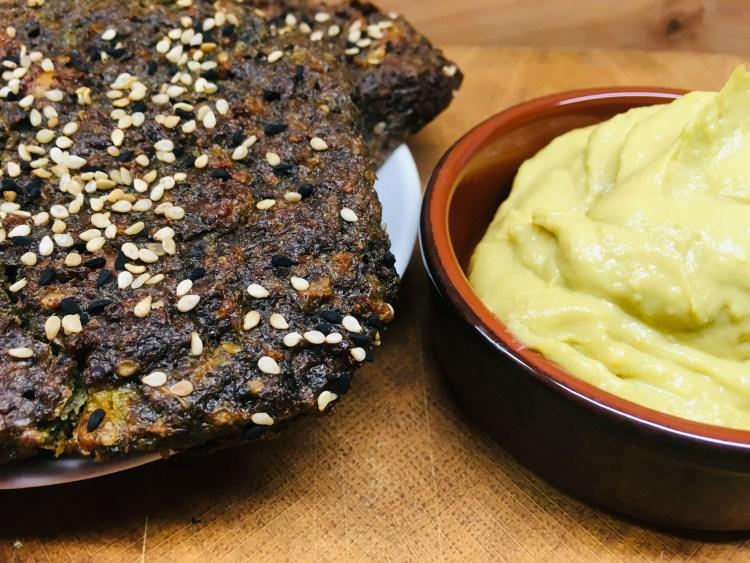Low Carb Karotten Ingwer Brötchen oder Brot