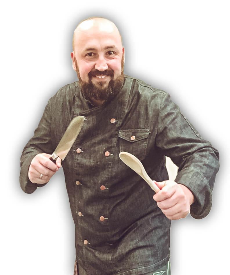 Stefan Moeller: Amateur-Koch bei leckersein