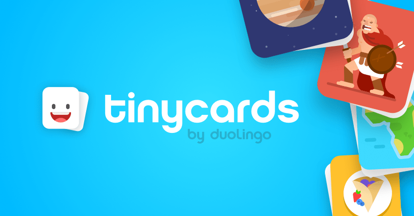 Initial Reaction: Tinycards by Duolingo - Lecky Bang