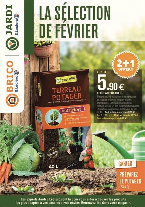 catalogue leclerc pont labbe jardinerie