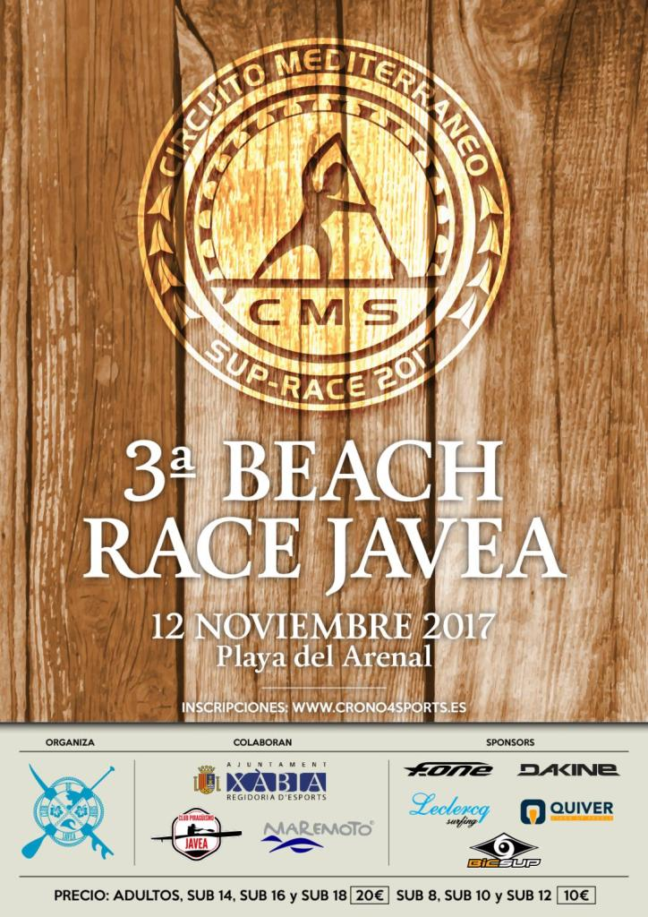 cartel 3a Beach Race