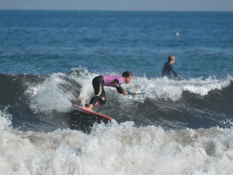 Spots ideales para todos los niveles de Sup en la modalidad de olas.
