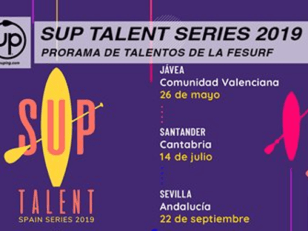 Cartel Sup Talent 2019