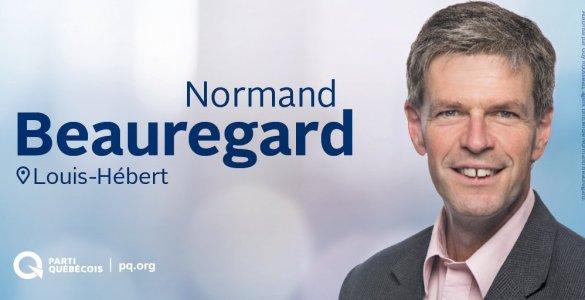 normand beauregard