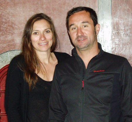 Jean-Philippe et Ingrid Bouchet
