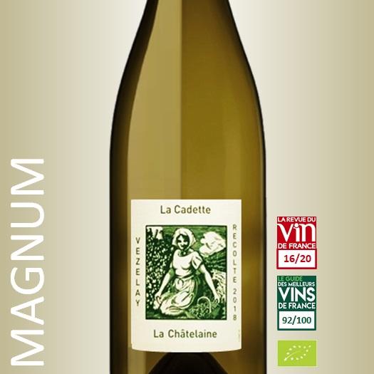 La Soeur Cadette Bourgogne Vezelay La Chatelaine Magnum