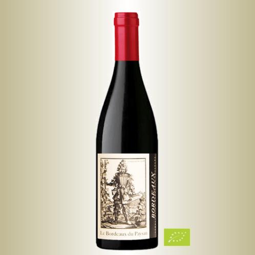 Le Bordeaux du Paysan rouge