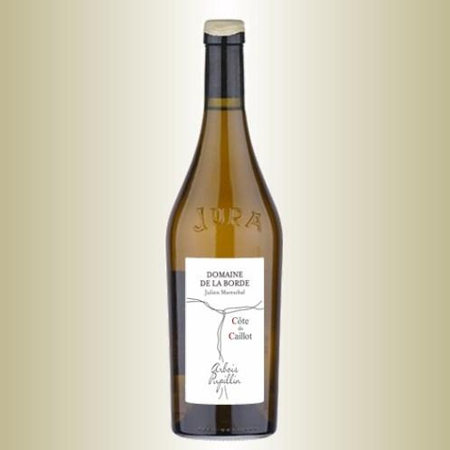 Domaine de la Borde Julien Mareschal Arbois Pupillin Chardonnay Caillot
