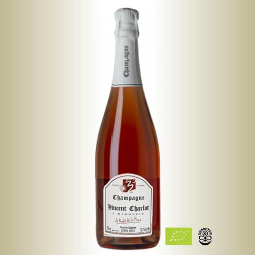 Champagne Vincent Charlot Le Rubis de la Dune