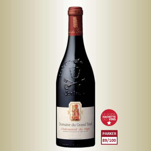 Grand Tinel Chateauneuf du Pape Rouge 2014